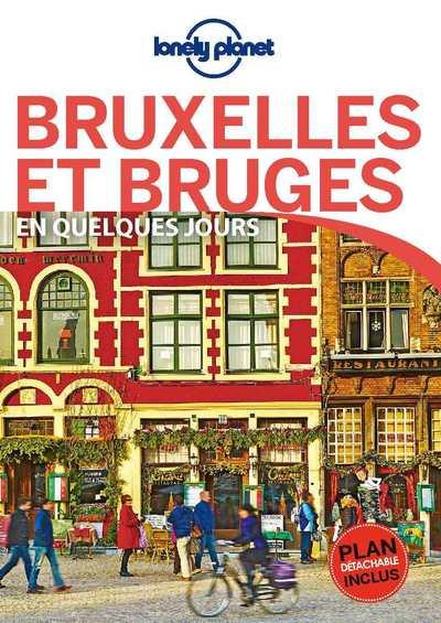 BRUXELLES ET BRUGES EN QUELQUES JOURS 4ED