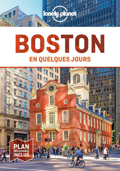 BOSTON EN QUELQUES JOURS 4ED