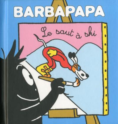 LES PETITES HISTOIRES DE BARBOUILLE - LE SAUT A SKI