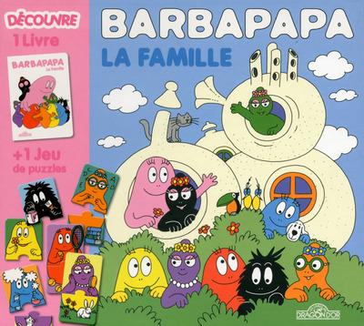 BOITE BARBAPAPA LA FAMILLE