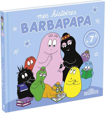 BARBAPAPA - MES HISTOIRES BARBAPAPA