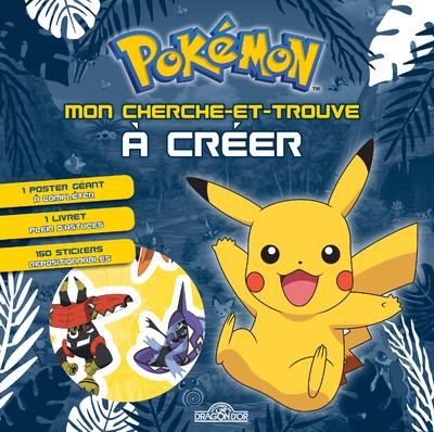 POKEMON - MON CHERCHE-ET-TROUVE A CREER
