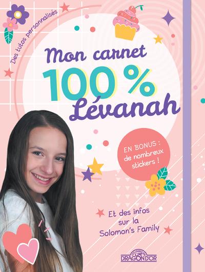 MON CARNET 100 % LEVANAH