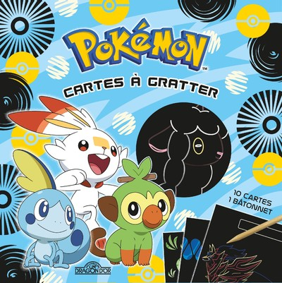 POKEMON - CARTES A GRATTER (GALAR)