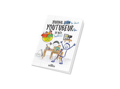SWAN & NEO - JOURNAL DE DEUX YOUTUBEURS