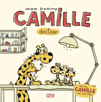 CAMILLE DOCTEUR + CAMILLE A DES BELLES BOTTES