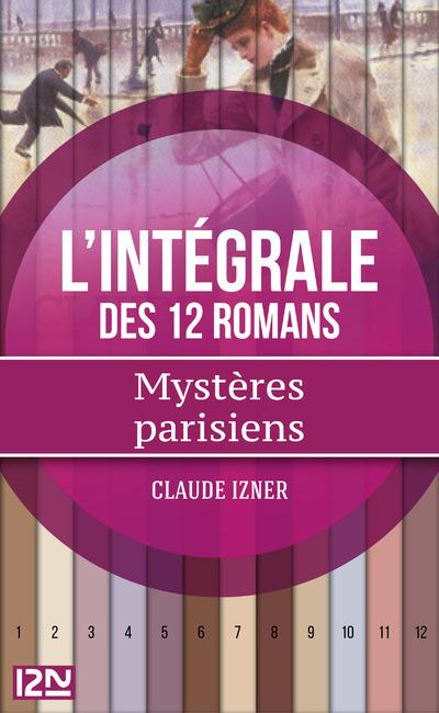 MYSTERES PARISIENS - L'INTEGRALE
