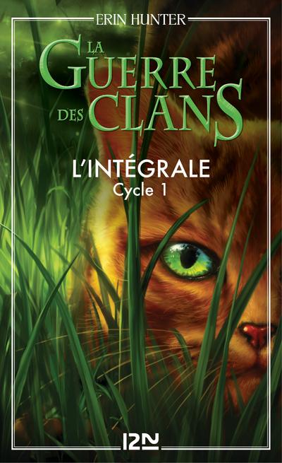 LA GUERRE DES CLANS CYCLE I - INTEGRALE