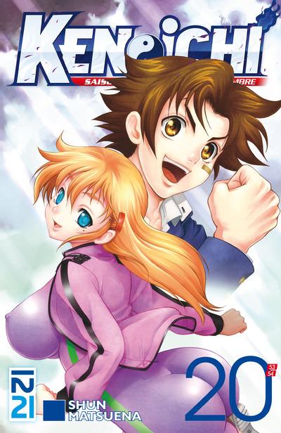 KEN-ICHI SAISON 2 - TOME 20