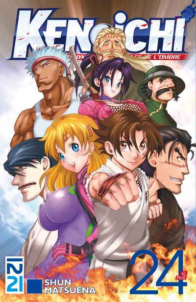 KEN-ICHI SAISON 2 - TOME 24