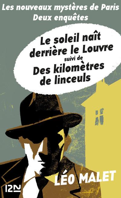 LES NOUVEAUX MYSTERES DE PARIS - DEUX ENQUETES