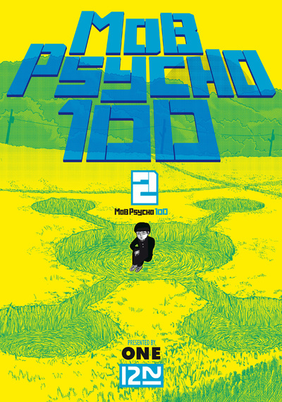 MOB PSYCHO 100 - TOME 2