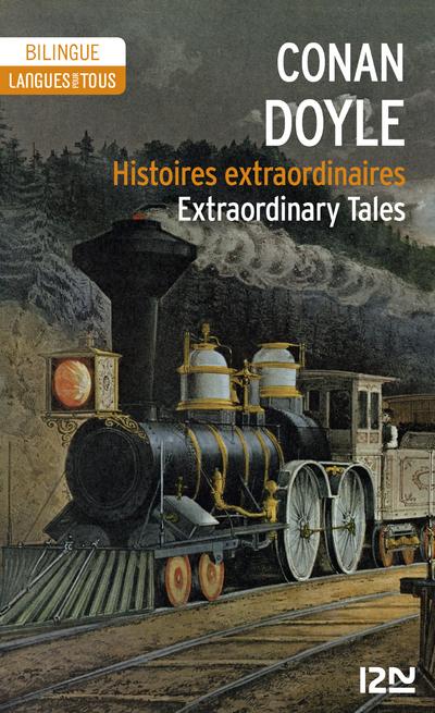 CONAN DOYLE - HISTOIRES EXTRAORDINAIRES - BILINGUE