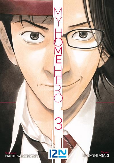 MY HOME HERO - TOME 3
