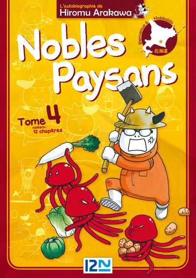 NOBLES PAYSANS - TOME 4