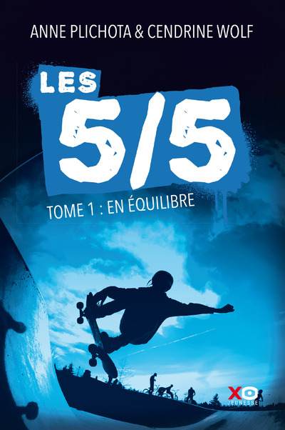 LES 5/5 - TOME 1 EN EQUILIBRE