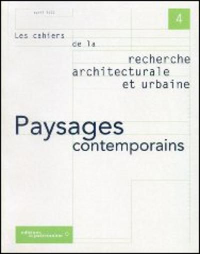 PAYSAGES CONTEMPORAINS, N°4