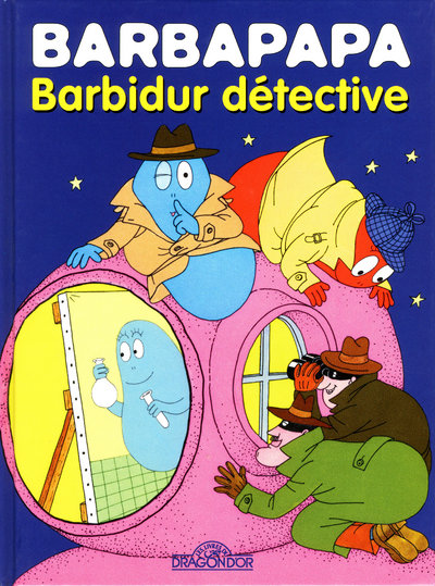 BARBAPAPA - BARBIDUR DETECTIVE