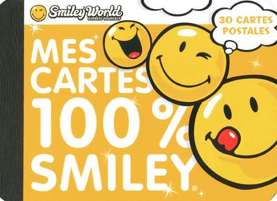 MES CARTES 100 % SMILEY