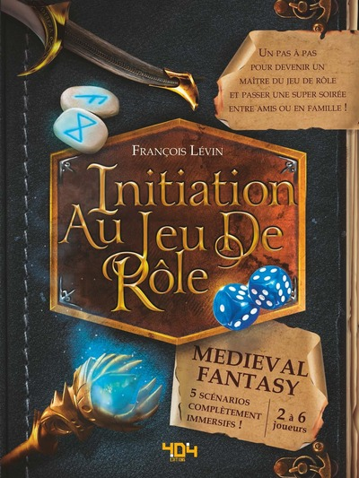 INITIATION AU JEU DE ROLE - MEDIEVAL FANTASY
