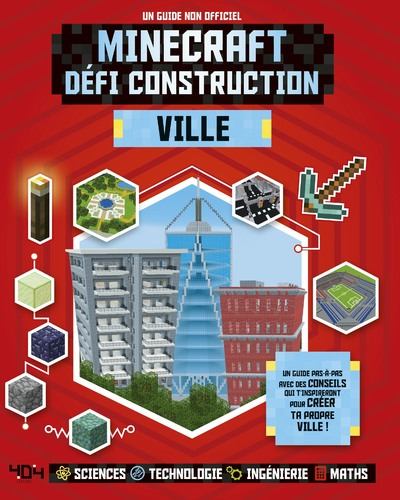 MINECRAFT, DEFI CONSTRUCTION - VILLE