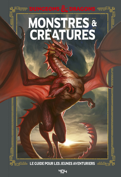 DONJONS & DRAGONS - MONSTRES ET CREATURES