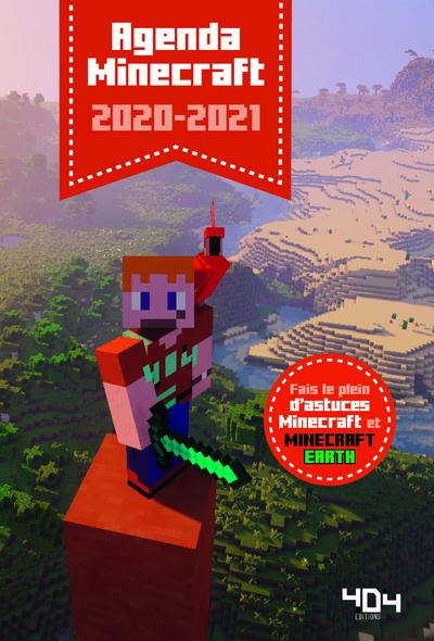 AGENDA MINECRAFT 2020-2021