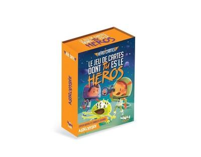 HEROICARTES : ASTRODYSSEE - JEU DE CARTES DONT TU ES LE HEROS - DE 8 A 12 ANS
